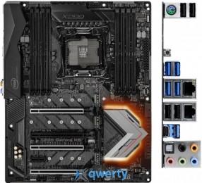 ASRock Fatal1ty X299 Gaming K6 (s-2066, Intel X299, PCI-Ex16)