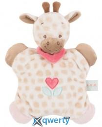 Nattou подушка Жираф Шарлота 24 см (655286)