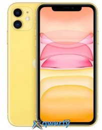 Apple iPhone 11 128Gb (Yellow) (Duos)