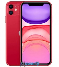 Apple iPhone 11 256Gb (Red) (Duos)
