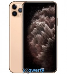 Apple iPhone 11 Pro Max 256Gb (Gold) (Duos)