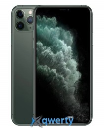 Apple iPhone 11 Pro Max 512Gb (Midnight Green) (Duos)