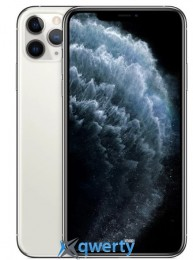 Apple iPhone 11 Pro Max 512Gb (Silver) (Duos)