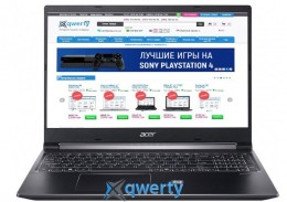 Acer Aspire 7 A715-74G-54LU (NH.Q5SEU.016) Charcoal Black
