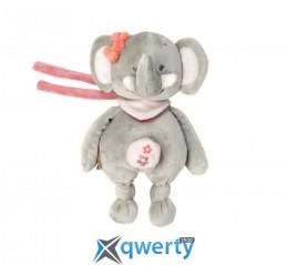 Nattou с музыкой слоник Адель 24 см (424080)