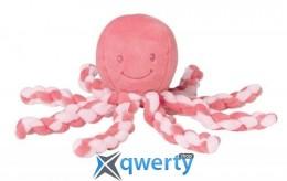 Nattou Lapiduo Octopus Кораловий  23см (878715)