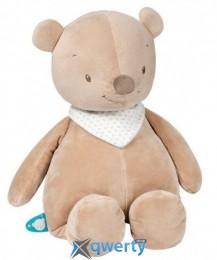 Nattou Маленькая игрушка мишка Базиль 18см бежевый (5620342)