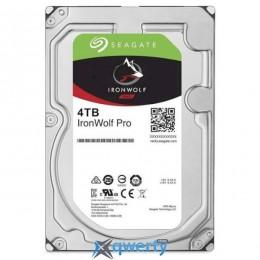 Seagate IronWolf Pro HDD 4TB 7200rpm 128MB (ST4000NE001) 3.5