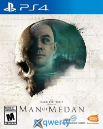 The Dark Pictures Anthology: Man Of Medan PS4 (русская версия)
