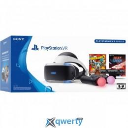 PlayStation VR V2 Borderlands & 2 Beat Saber Bundle