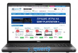Dell Latitude 5500 (N023L550015EMEA_U) Black