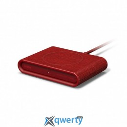 iOttie iON Wireless Fast Charging Pad Mini (Red) (CHWRIO103RD)