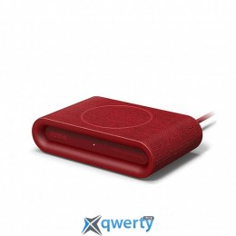 iOttie iON Wireless Fast Charging Pad Plus (Red) (CHWRIO105RD)