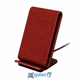 iOttie iON Wireless Fast Charging Stand Red (CHWRIO104RDEU)