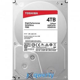 Toshiba P300 4TB 5400rpm 128MB HDWD240UZSVA 3.5