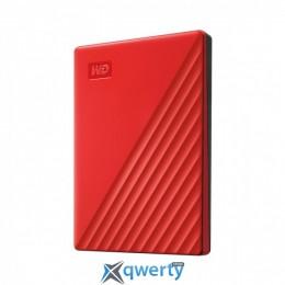 WD My Passport USB 3.2 Gen 1 (WDBPKJ0040BRD-WESN)