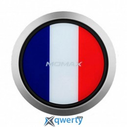 Momax Q.Pad Wireless Charger - France World Cup Ed (UD3FR)
