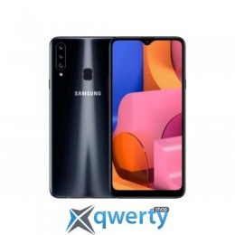 Samsung Galaxy A20s A207F 3/32GB Black (SM-A207FZKDSEK)