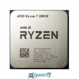 AMD (AM4) Ryzen 7 3800X, Tray + куллер Wraith Prism with RGB LED (100-000000025)
