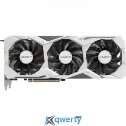 GIGABYTE GeForce RTX 2070 Super 8GB GDDR6 256-bit Gaming White OC (GV-N207SGAMINGOC WHITE-8GD)
