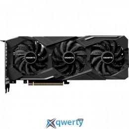 Gigabyte PCI-Ex GeForce RTX 2070 Super Windforce 8G 8GB GDDR6 (256bit) (1770/14000) (Type-C, HDMI, 3 x Display Port) (GV-N207SWF3-8GC)