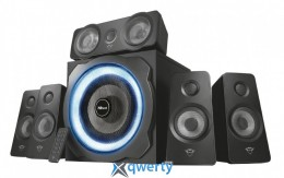 Trust 5.1 GXT 658 Tytan Surround Speaker System BLACK (21738_TRUST)