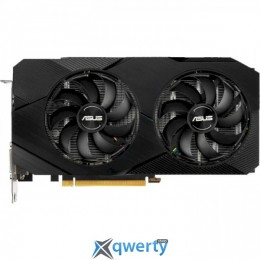 Asus PCI-Ex GeForce GTX 1660 Super Dual EVO 6GB GDDR6 (192bit) (14002) (1 x DisplayPort, 1 x HDMI, 1 x DVI) (DUAL-GTX1660S-6G-EVO)