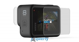 GoPro Tempered Glass Lens + Screen Protectors for HERO8 (AJPTC-001)