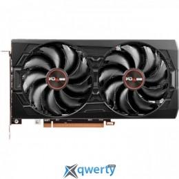 Sapphire PCI-Ex Radeon RX 5500 XT 4G Pulse 4GB GDDR6 (128bit) (1845/14000) (HDMI, 3 x DisplayPort) (11295-03-20G)