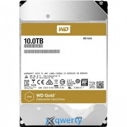 Western Digital Gold Enterprise Class 10TB 7200rpm 256MB WD102KRYZ 3.5