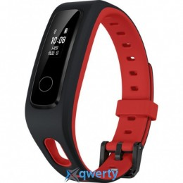 Huawei Honor AW70 Band 4 Running Black/Red (55030591 / 55030667)