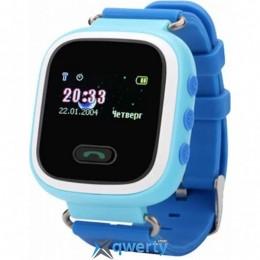 UWatch Q60 Kid smart watch Blue (F_50517)