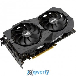 Asus PCI-Ex GeForce GTX 1660 Super ROG Strix Advanced Edition 6GB GDDR6 (192bit) (1530/14002) (2 x HDMI, 2 x DisplayPort) (ROG-STRIX-GTX1660S-A6G-GAMING)