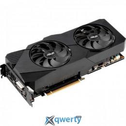 Asus PCI-Ex GeForce RTX 2070 Dual EVO 8GB GDDR6 (256bit) (1410/14000) (DVI, 2 x HDMI, 2 x DisplayPort) (DUAL-RTX2070-8G-EVO)