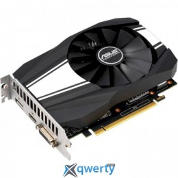 Asus PCI-Ex GeForce GTX 1660 Super Phoenix 6G 6GB GDDR6 (192bit) (14002) (DVI, HDMI, DisplayPort) (PH-GTX1660S-6G)