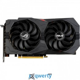 Asus PCI-Ex GeForce GTX 1660 Super ROG Strix OC Edition 6GB GDDR6 (192bit) (1530/14002) (2 x HDMI, 2 x DisplayPort) (ROG-STRIX-GTX1660S-O6G-GAMING)