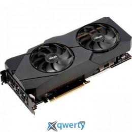 Asus PCI-Ex GeForce RTX 2080 Super Dual EVO V2 8GB GDDR6 (256bit) (1845/15500) (1 x HDMI, 3 x DisplayPort) (DUAL-RTX2080S-8G-EVO-V2)