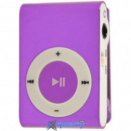 TOTO Without display&Earphone Mp3 Purple (TPS-03-Purple)