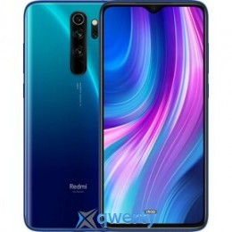 Xiaomi Redmi Note 8 Pro 6/64GB Dark Blue (Global)