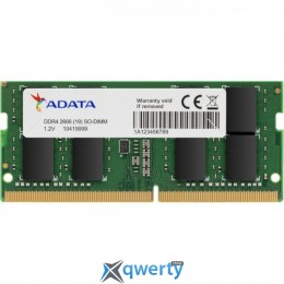 ADATA SO-DIMM DDR4 2666MHz 16GB (AD4S2666716G19-SGN)