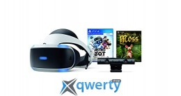 Sony PlayStation VR – Astro Bot Rescue Mission + Moss Bundle (+Camera)