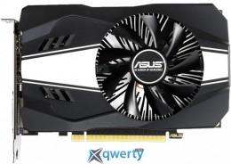 Asus PCI-Ex GeForce GTX 1650 Phoenix O4G OC 4GB GDDR5 (128bit) (1485/8000) (DVI-D, HDMI, DisplayPort) (PH-GTX1650-O4G-V2)