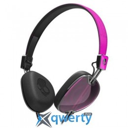 Skullcandy Navigator w/Mic3 Hot Pink/Black (S5AVFM-313)