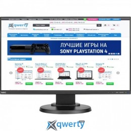 NEC MultiSync E242N Black (60004990) 24