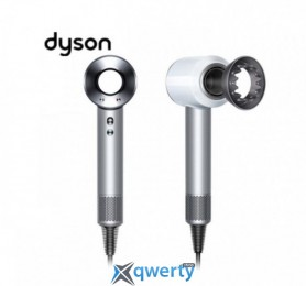 Dyson HD03 Supersonic White/Silver
