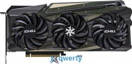 INNO3D PCI-Ex GeForce RTX 3070 iChill X3 8GB GDDR6 (256bit) (1785/14000) (HDMI, 3 x DisplayPort) (C30703-08D6X-1710VA38)