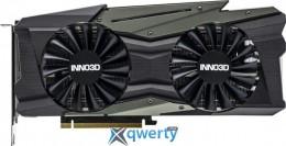 INNO3D PCI-Ex GeForce RTX 3080 Twin X2 OC 10GB GDDR6X (320bit) (1725/19000) (HDMI, 3 x DisplayPort) (N30802-106XX-1810VA34)