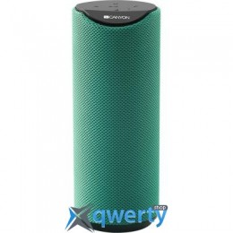CANYON Portable Bluetooth Speaker Green (CNS-CBTSP5G)
