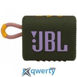 JBL Go 3 Green (JBLGO3GRN)