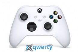 Microsoft Xbox Series X S Wireless Controller with Bluetooth (Robot White)